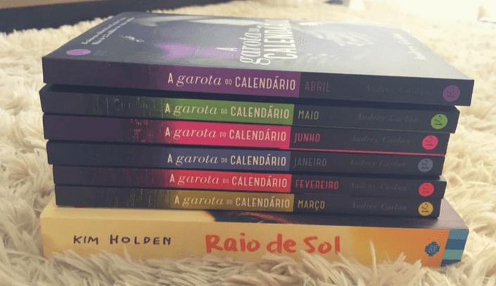 Resenhas: Livros deMarço