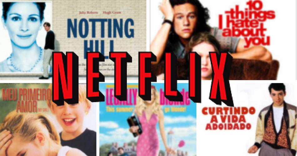 5 filmes para assistir naNetflix